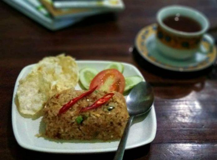 Nasi Goreng Kencur Khas Bandung IG