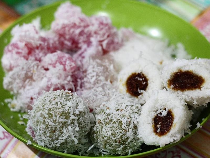 Resep Masakan Putu Mayang Ubi Saus Gula Merah Dengan Rasa