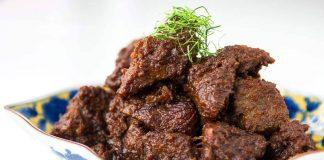 Masakan Tradisional Padang