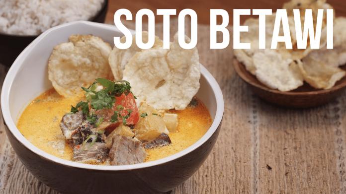 Masakan Tradisional Di Jakarta