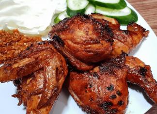 Masakan Tradisional Dari Ayam