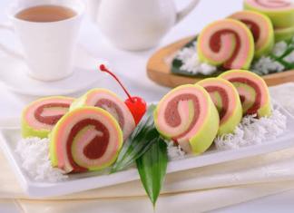 Masakan Tradisional Dari Singkong