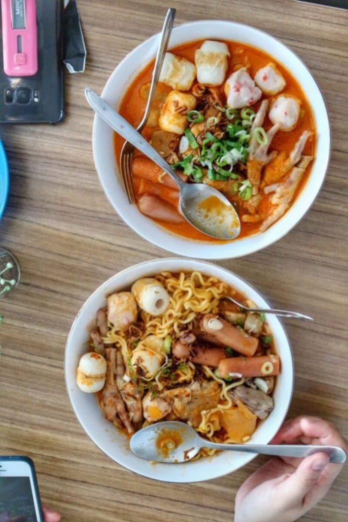 Resep Seblak Bandung Yang Segar
